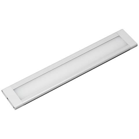 """SlimEdge™ Lamont 8"""" W White 3000K LED Under Cabinet Lt"""