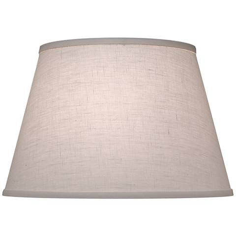 Stiffel Cream Aberdeen Drum Lamp Shade 10x15x10 (Spider)