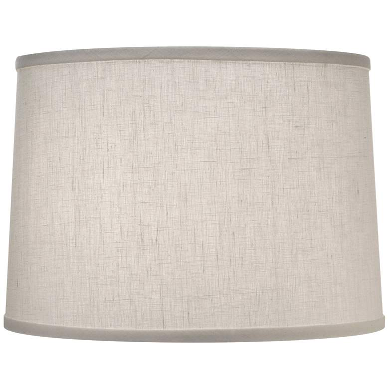 Stiffel Cream Aberdeen Drum Lamp Shade 14x15x11 (Spider)