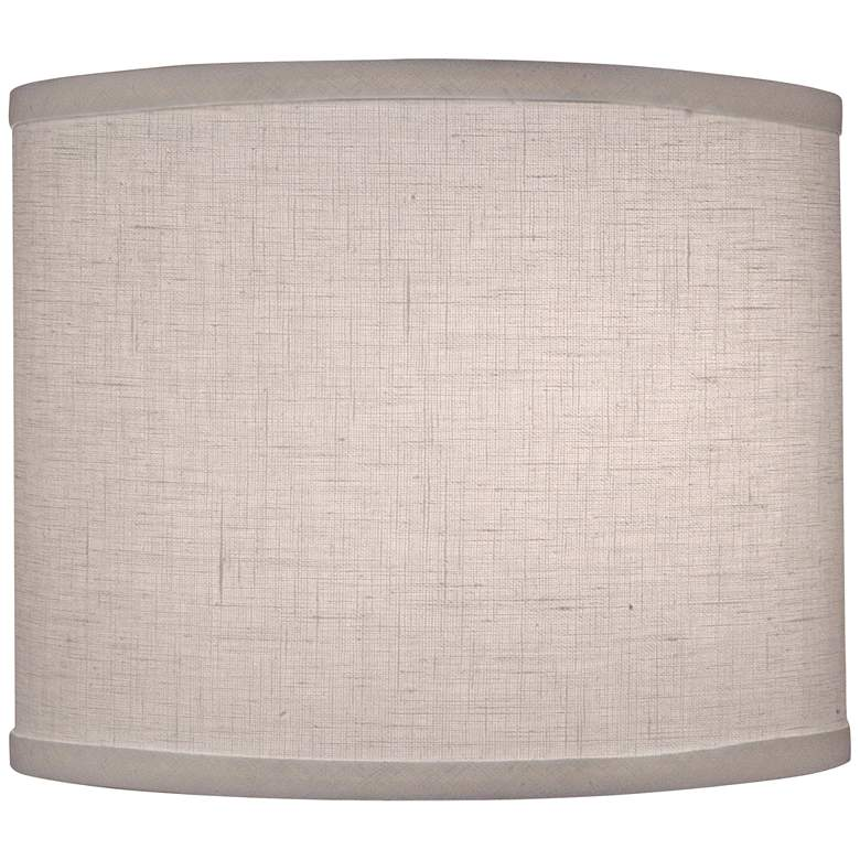 Stiffel Cream Aberdeen Drum Lamp Shade 11x11x9 (Spider)