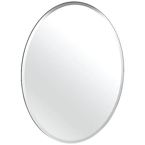 "Gatco Cameo Flush Mount 24"" x 32"" Frameless Mirror"