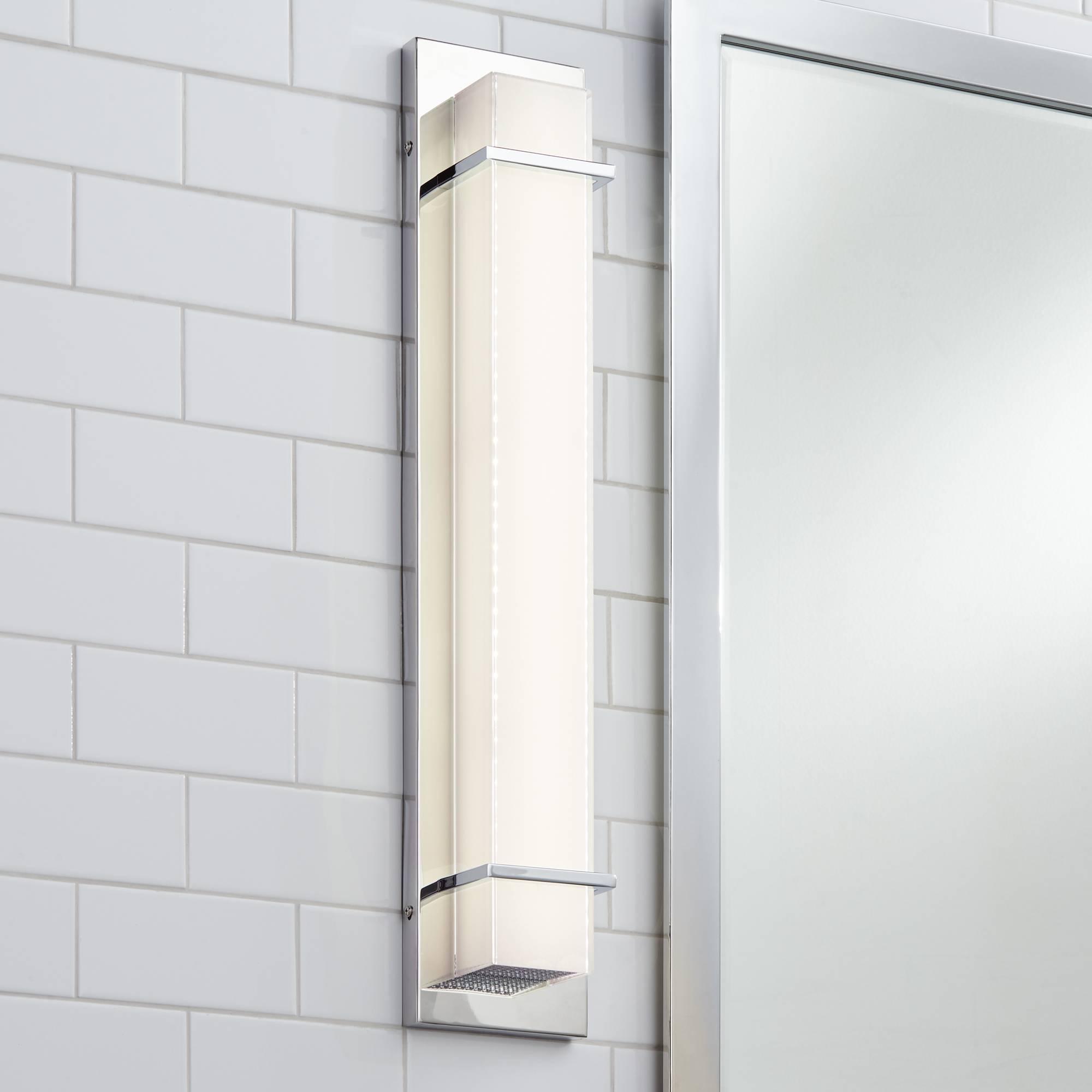 Light Bar Fixture Bathroom