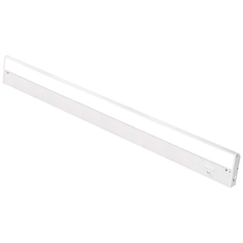 """Cyber Tech 33"""" Wide White LED Under Cabinet Light"""