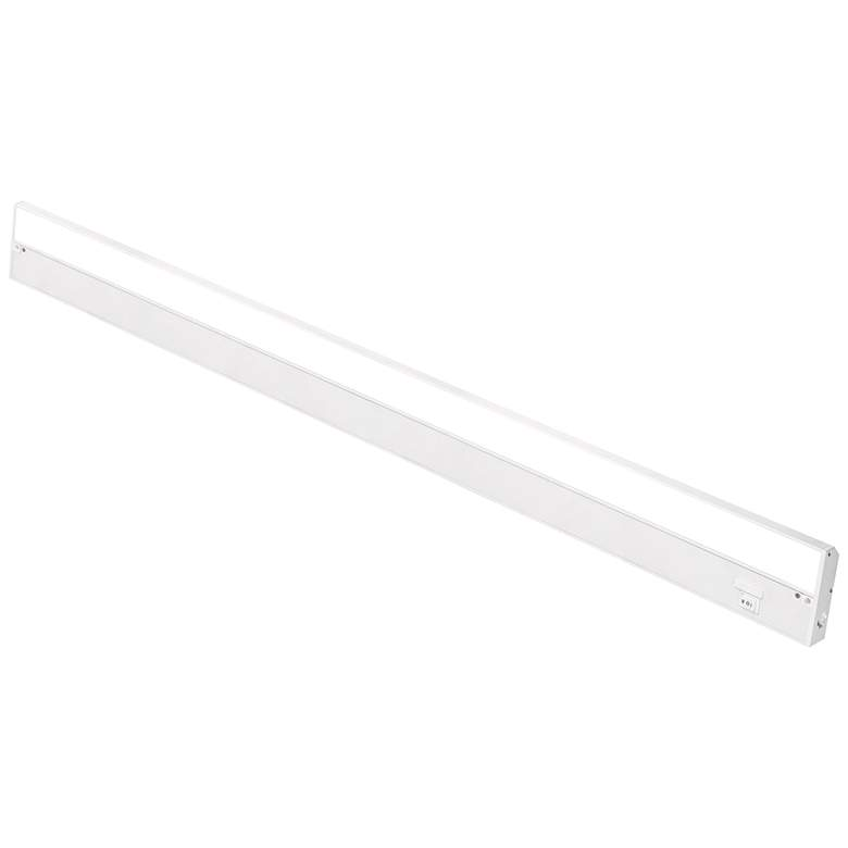 """Cyber Tech 40"""" Wide White LED Under Cabinet Light"""
