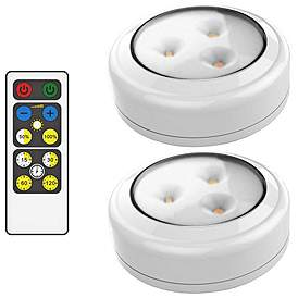 Battery Operated Puck Lights Under Cabinet Lights Lamps Plus