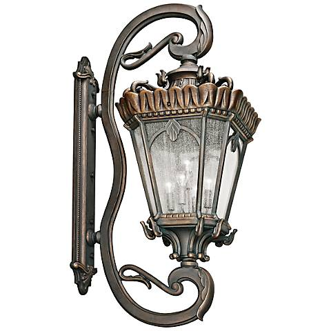 "Kichler Tournai 69 1/2"" High Londonderry Outdoor Light"