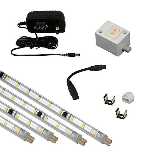 LED Slim Stix 14 Watt Linkable Under Cabinet Light Kit