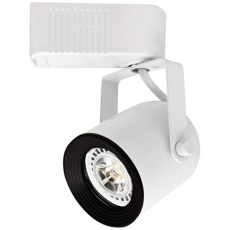 Intense Lighting Low Voltage White Led Cylinder Track Head