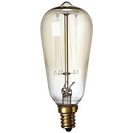 Candle Ceiling Fan Light Bulbs