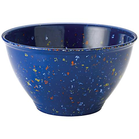 Rachael Ray 4-Quart Blue Garbage Bowl