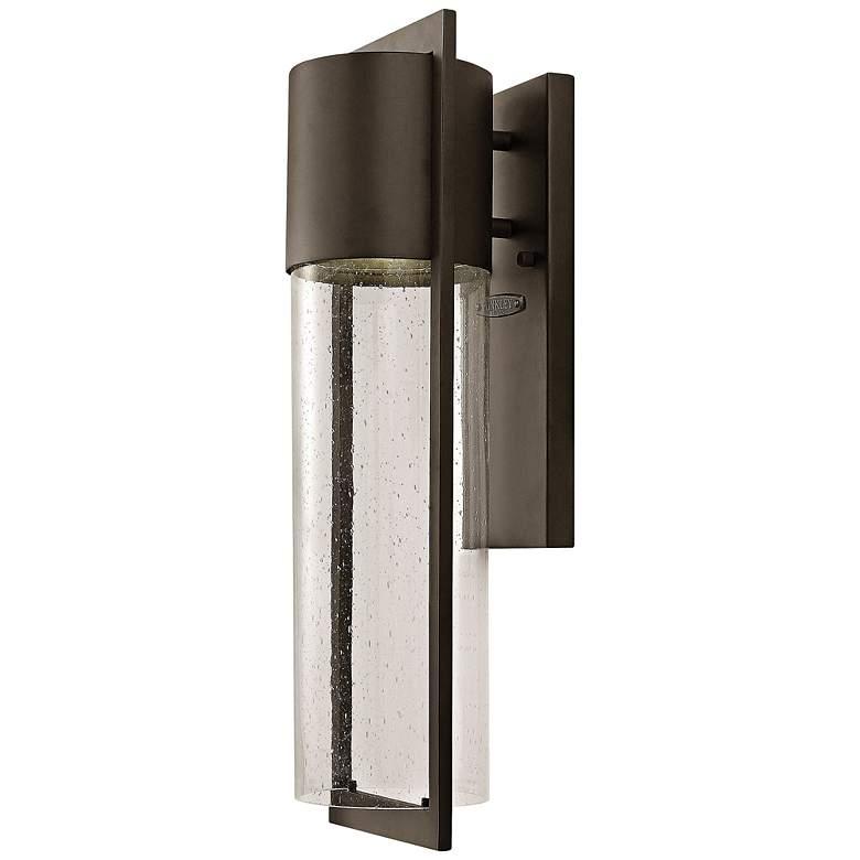 "Hinkley Shelter 20 1/2""H LED Buckeye Outdoor Wall Light"