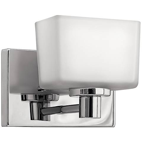 "Hinkley Taylor 6"" High Chrome Wall Sconce"