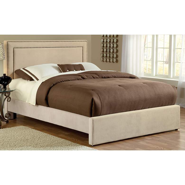 Hillsdale Amber Buckwheat Cal King Bed