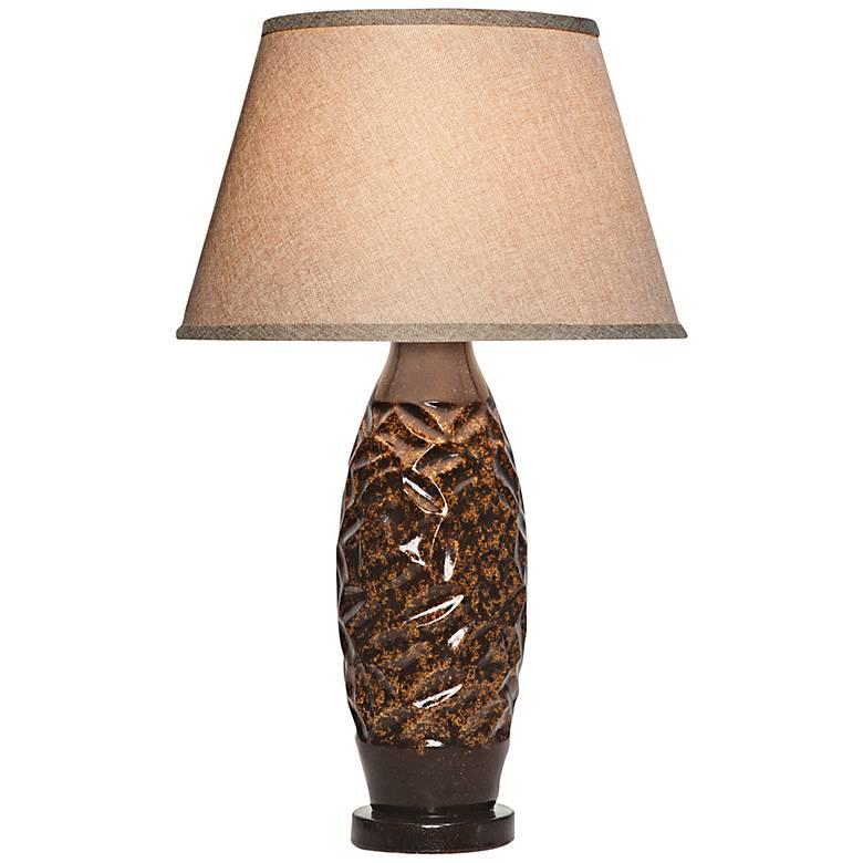 Rilton Granite Southwest Table Lamp