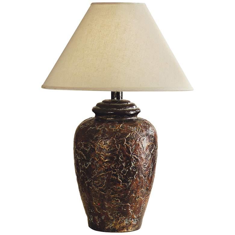 Socorro Bronze Southwest Table Lamp