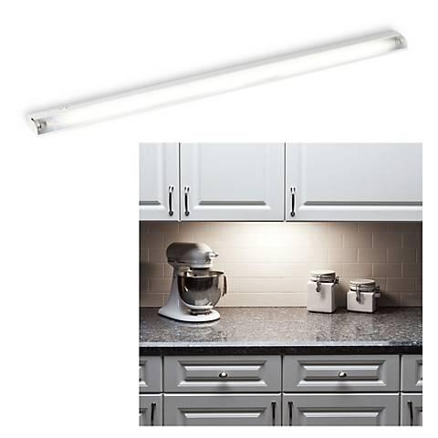 """Fluorescent 34"""" Slim Under Cabinet Direct Wire Light"""