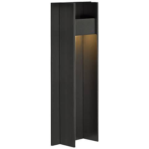 "LBL Tav 18"" High Bronze LED Outdoor Wall Light"