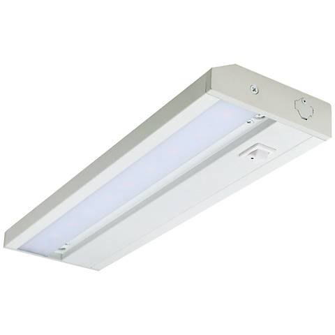 "Nora LEDUC White 10.8W 32"" Wide LED Under Cabinet Light"