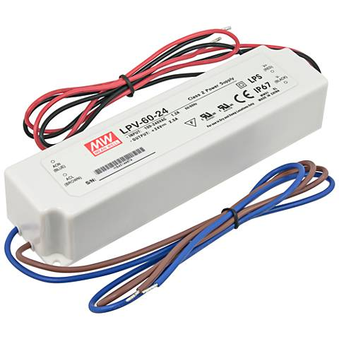 """Trulux 7.8125"""" Wide 60W LED Driver"""