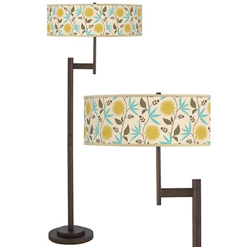 Seedling by thomaspaul Dahlia Light Blaster™ Floor Lamp