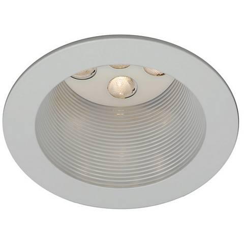 "WAC White 4"" LED Recessed Light Trim"