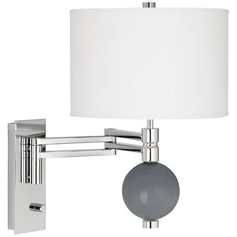 Software Niko Swing Arm Wall Lamp