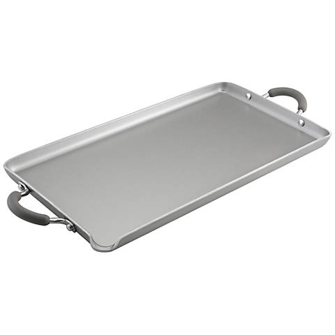 Farberware Specialties Champagne Double Burner Griddle