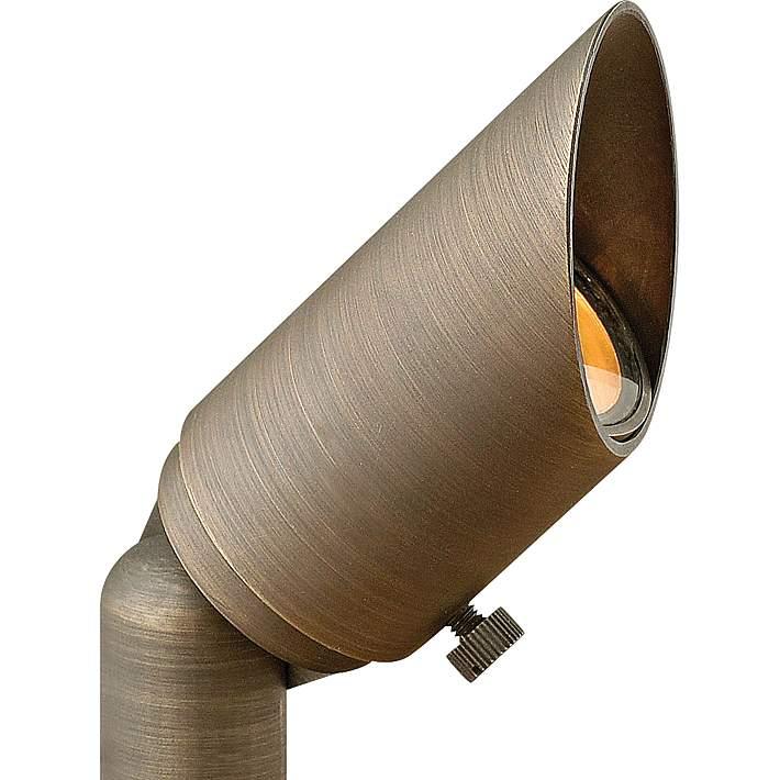 Hinkley Hardy Island 2 1 2 High Bronze Outdoor Spot Light 3r472 Lamps Plus