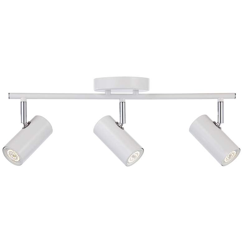 Galena 3-Light White LED Track Fixture