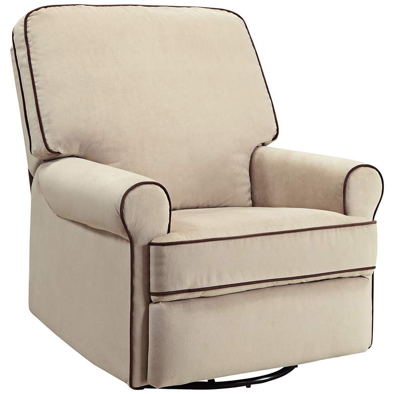 Birch Hill Stella Doe Swivel Rocker Glider-Recliner