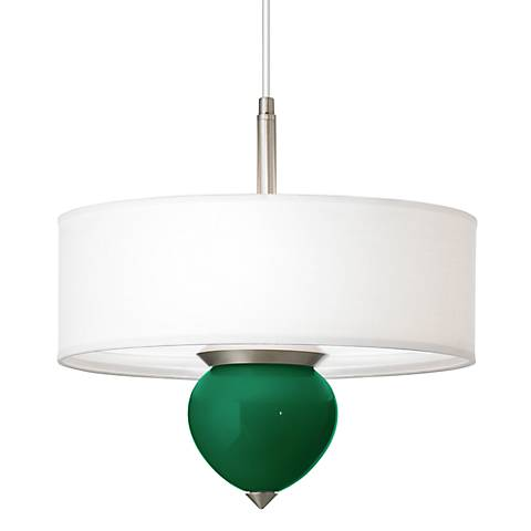 "Greens Cleo 16"" Wide Pendant Chandelier"