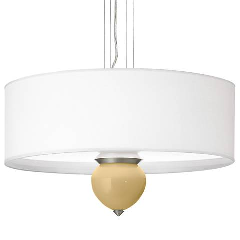 "Humble Gold Cleo 24"" Wide Pendant Chandelier"