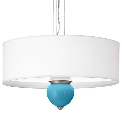 "Jamaica Bay Cleo 24"" Wide Pendant Chandelier"