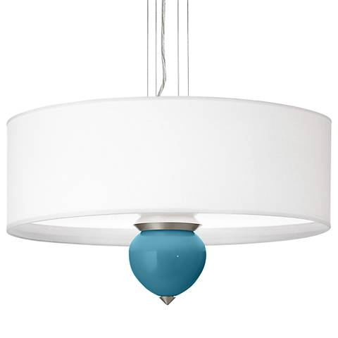 "Great Falls Cleo 24"" Wide Pendant Chandelier"