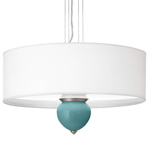 "Reflecting Pool Cleo 24"" Wide Pendant Chandelier"