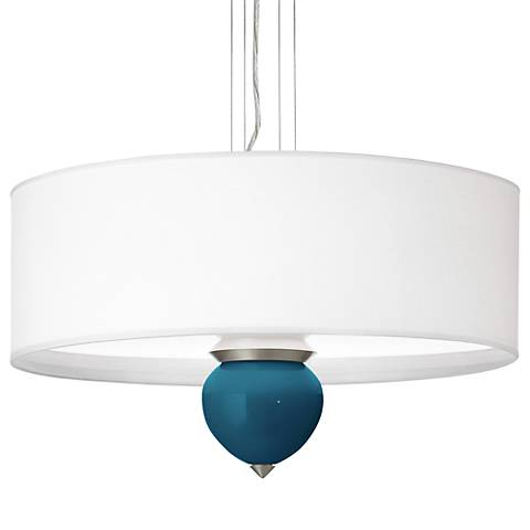 "Oceanside Cleo 24"" Wide Pendant Chandelier"