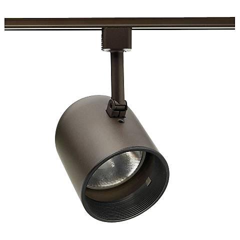 Juno™ Round Back Bronze Track Light