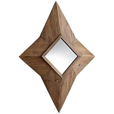 """Desert Starlight 32 1/2"""" High Wall Mirror"""