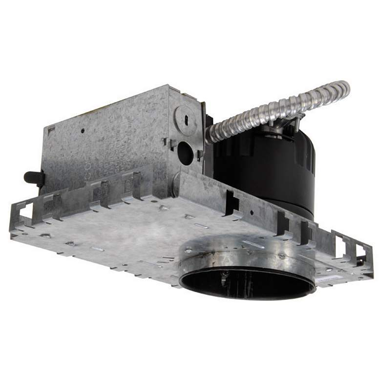 """WAC New Construction 2700K 11-W LED 4"""" IC Recessed Housing"""