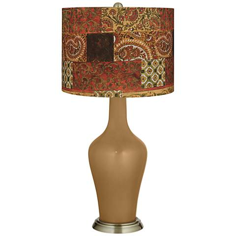 Paisley Patchwork Paisley Patchwork Anya Table Lamp
