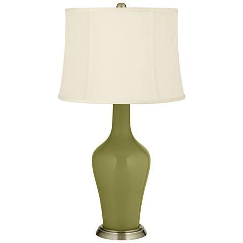 Rural Green Anya Table Lamp