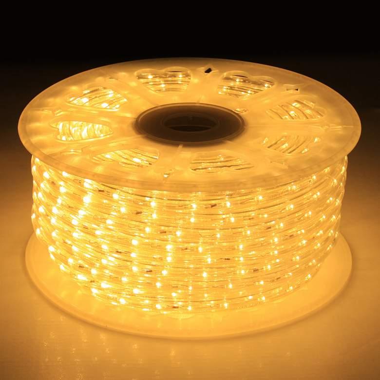 LED Flexbrite Warm White 3000K Rope Light Bulk Reels