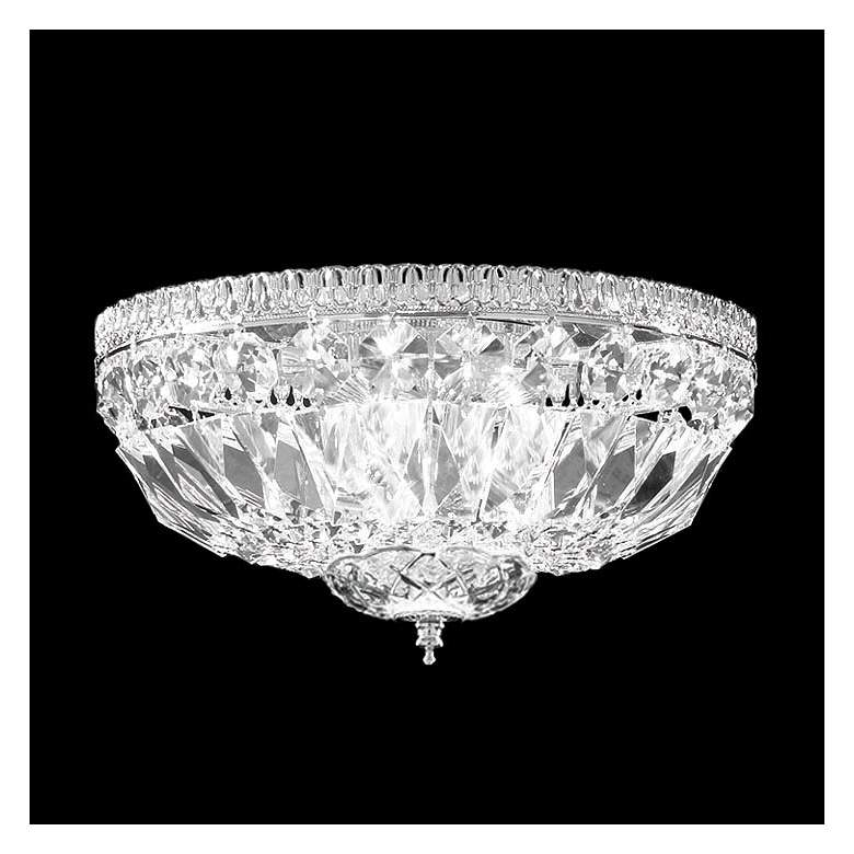 """James R. Moder Impact 9"""" Wide Imperial Crystal Ceiling Light"""
