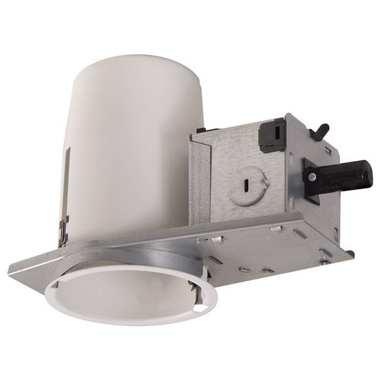 """Halo 3"""" Remodel AIR TITE White Recessed Housing"""