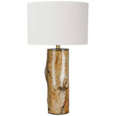 Regina Andrew Design Alpine Natural Wood Table Lamp