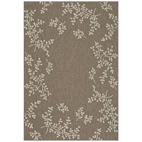 Biltmore Winterberry 4739RS675 Wheat Rug