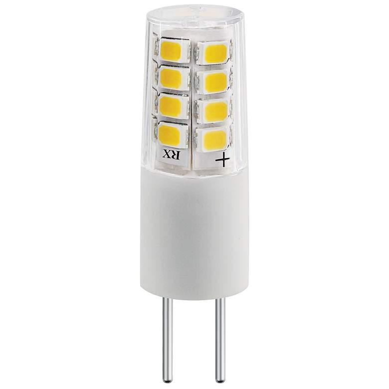 Equivalent G4 Watt 3 Tesler Dimmable Led Bulb 35 SpUzMV