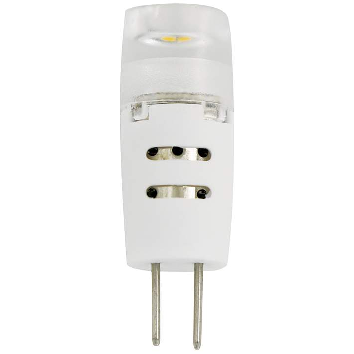 20w Equivalent Clear Tesler 1 5w Led Dimmable G4 Bi Pin Bulb
