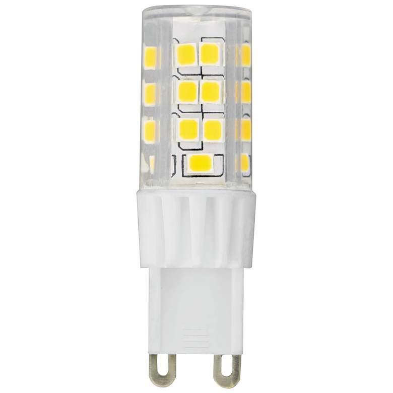 50W Equivalent Tesler 5 Watt 2700K LED Dimmable G9 Bulb