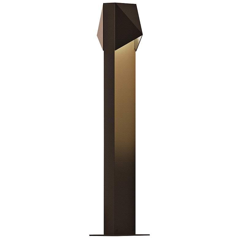 """Triform Compact 22""""H Bronze 2-Light LED Landscape Path Light"""